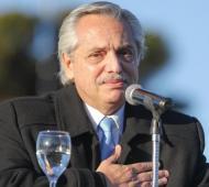 Fernández visitará dos empresas industriales en Avellaneda.