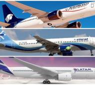 Aerolíneas no cancelan en su web los vuelos que ya están cancelados y así buscan esquivar reintegrar el dinero de los pasajes.