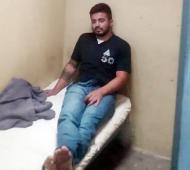 Martínez, detenido tras el crimen de Ursula.
