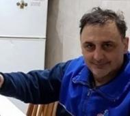 Aníbal Miraglia, la víctima.