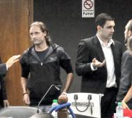 Caputo fue uno de los condenados por ataques neonazis en Mar del Plata entre 2013 y 2016.