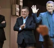 Macri y Negri encabezan acto en Córdoba a las 18.00.