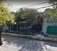 El Jardín de infantes N°907 de San Isidro.