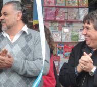 Baez, líder del gremio de trabajadores municipales de Berazategui. Foto: Mundo Gremial