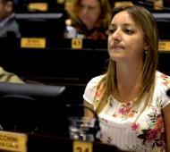 María Laura Ricchini, ganadora de la Cuarta Sección.