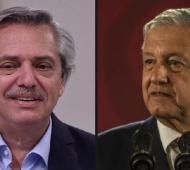 Alberto Fernández cumple su primera agenda internacional como Presidente electo.