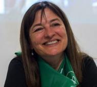 Estela Díaz, Ministra de las Mujeres en la Provincia.
