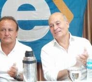 Venegas apoyará la candidatura a Gobernador de Santa Fe de Del Sel.