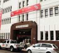 Investigan lavado de dinero en la sede de Independiente. Foto: Diario Veloz