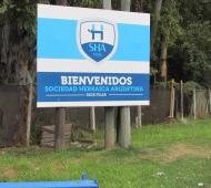 El terrible accidente ocurrió en uno de los country de Pilar. Foto: Prensa