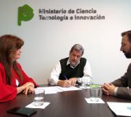 La Provincia y Zanella lanzan concurso parapromover las energías renovables