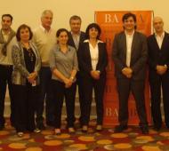 Responsables de turismo participaron del encuentro.