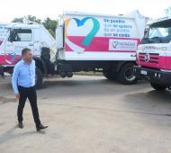Suman recursos al sistema de recolección de basura. Foto:Prensa