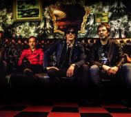 La banda de rock Guasones suspendió su recital en Chivilcoy. Foto: Prensa