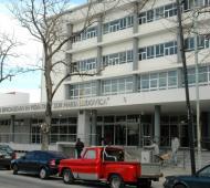 La pequeña murió en el Hospital de Niños de La Plata.