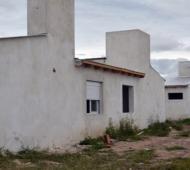 Las obras en el Barrio 148 Viviendas se desarrollan a buen ritmo. Foto: Primera Plana de Pergamino