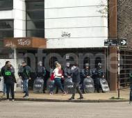 La sede de la UOCRA en Olavarría. Foto: Infoeme.