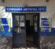 El caso fue intervenido por efectivos de la comisaría local duodécima .Foto: Prensa