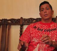 Piden que Pablo Cuchan sea nuevamente detenido. Foto: Prensa