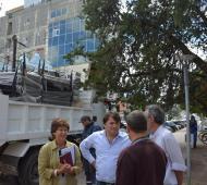 Foto Facebook: Municipalidad de General Rodríguez.