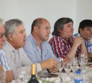 Intendentes de FpV se encuentra reunidos en Ensenada.