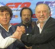 Las dos CTA dirán presente en la marcha dela CGT. Foto: Prensa