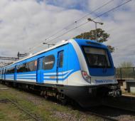 Volvió a funcionar el ramal Berazategui-Bosques de la línea Roca. Foto: Prensa