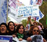 No habrá sanciones a las que se sumen al 8M. Foto: Prensa