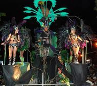 Comienzan los carnavales en la Provincia.