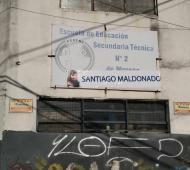 """La escuela técnica se llama """"Gendarmería Nacional"""" Foto: El Semanario Actualidad"""