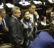 Camaño aniquiló al Gobierno trasla sessión fallida en Diputados. Foto: La Nación