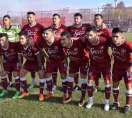 Defensores de Belgrano no pudo llegar a la B Nacional. Foto: José Miguel Guidi.