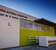 General La Madrid: Nación inauguró un nuevo jardín maternal para 100 niños