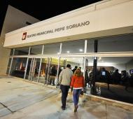 Tigre: Inauguración del nuevo Teatro Municipal en Benavídez