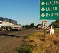 El proyecto estará dividido en tres etapas y pretende aumentar la seguridad en las rutas. Foto: Agritotal