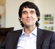 Carlos Melconian, presidente del Banco Nación