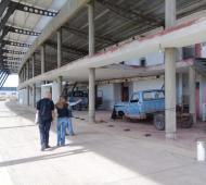 Desde el bloque de Unidad Ciudadana denunciaron el estado de abandono de la obra. Foto: Facebook