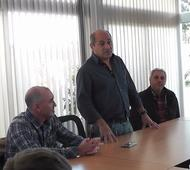 El Intendente selló el acuerdo con la UNLP.