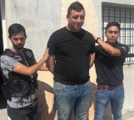 Sabino Ríos  lo señalan está acusado, entre otros delitos, de las intimidaciones contra gremialistas del Sitraic