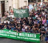 Preocupa el pago de subsidios anunciado por el gobierno bonaerense a trabajadores de Fanazul. Foto: Política Argentina