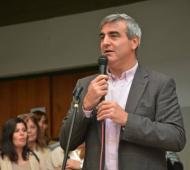 """El intendente de San Antonio de Areco llamó a """"desconurbanizar la política"""". Foto: Prensa"""