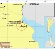 El sismo se sintió en distintas localidades de la Provincia. Foto: Prensa