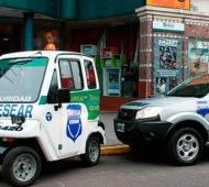 Cerraron una compañía de seguridad que funcionaba ilegalmente. Foto: Prensa