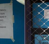 El particular mensaje del dueño de una librería que cerró su librería.Foto: Twitter