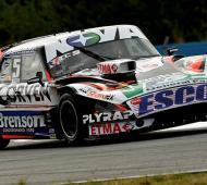 Rossi fue un misil y volvió al triunfo en Rosario. Foto: Prensa