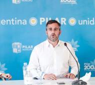 Pilar: Achával presentó un Presupuesto 2021 de $16.700 millones