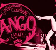 Zárate: Grilla del 9° Festival Provincial e Internacional de Tango