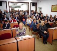 La suba se aprobó en una sesión especial. Foto: Diario Zona Norte.