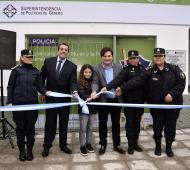 General Rodríguez: Kubar inauguró las nuevas oficinas de la Comisaría de la Mujer y la Familia
