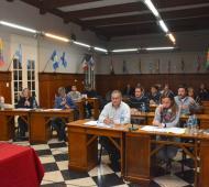 El Concejo Deliberante aprobó adelantar aumentos a trabajadores municipales. Foto: Prensa